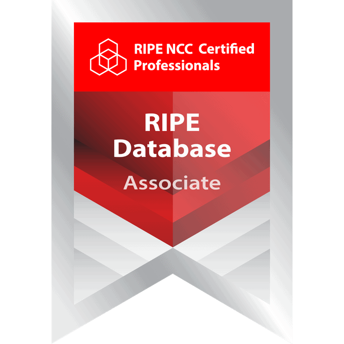 RIPE Certified Professional - Database Associate