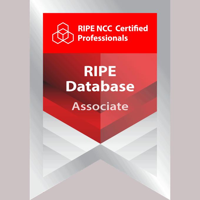 RIPE Certified Professional - Database Associate